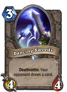 Dancing Swords Card Image