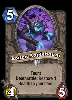 Rotten Applebaum Card Image