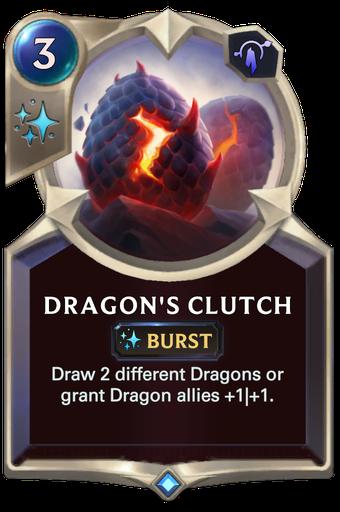 Dragon's Clutch Card Image