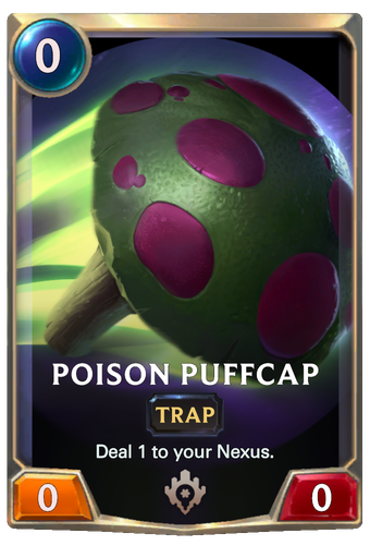Poison Puffcap Card Image