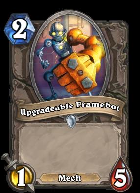 Upgradeable Framebot Card Image