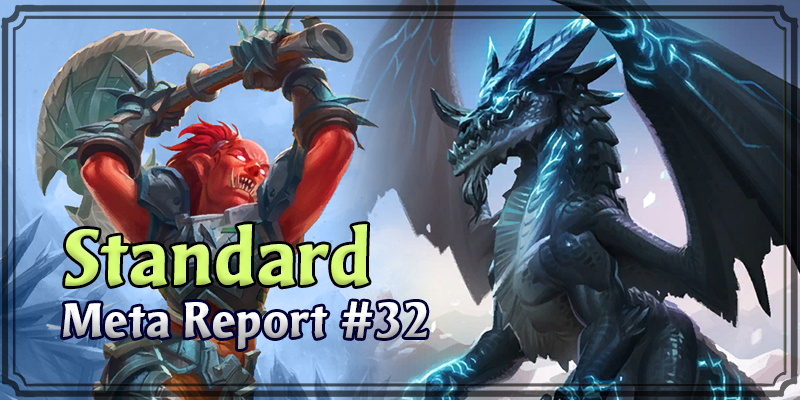 Standard Meta Report #32 - Top Hearthstone Decks April 26, 2020 - May 3, 2020