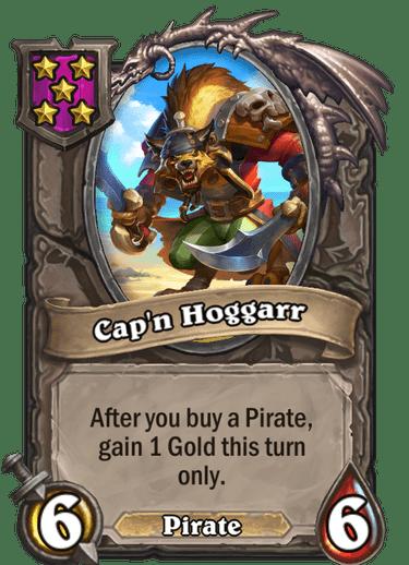 Cap'n Hoggarr Card Image