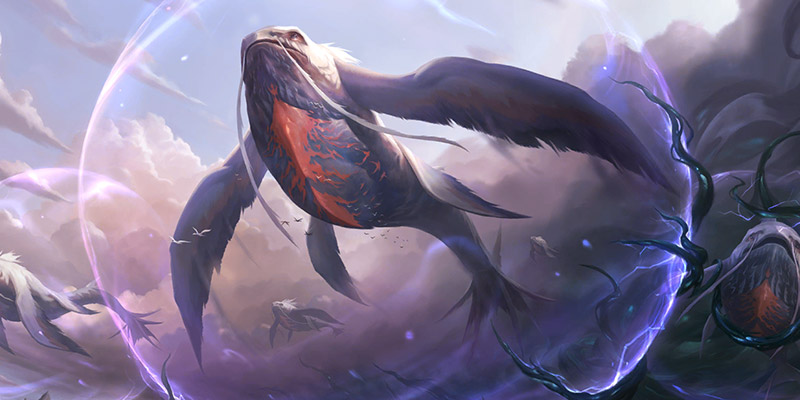 Scattered Pod is a New Ionia Follower Revealed From Runeterra's Ruination Event