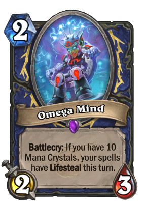 Omega Mind Card Image