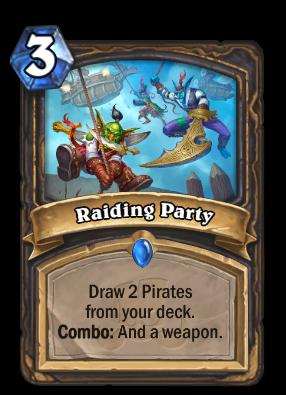 Raiding Party Card Image
