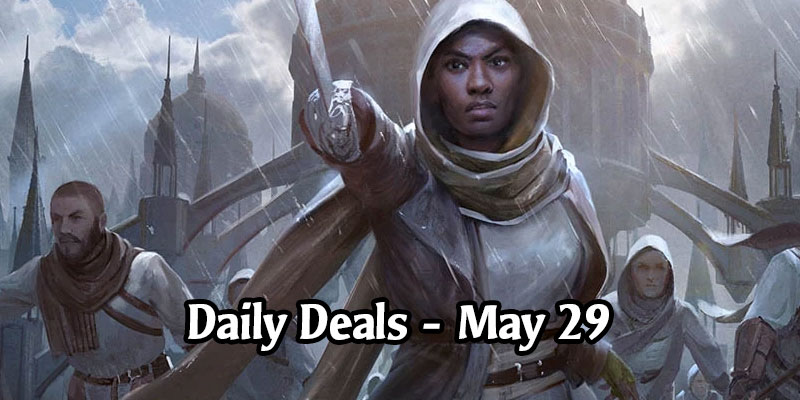 MTG Arena Daily Deals for May 29, 2020 - 75% Off on Hero of Precinct One