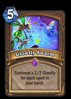 Glowfly Swarm Card Image