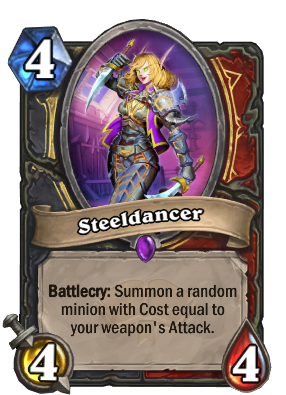 Steeldancer Card Image