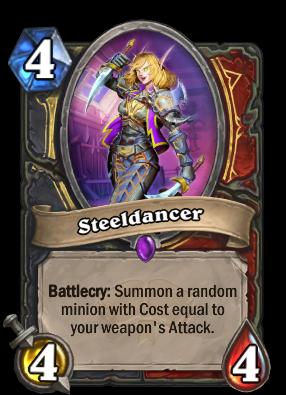 Steeldancer Card Image