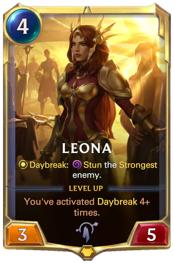 Leona Card Image