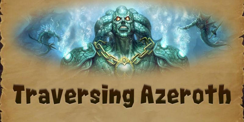Traversing Azeroth - The Water Elementals