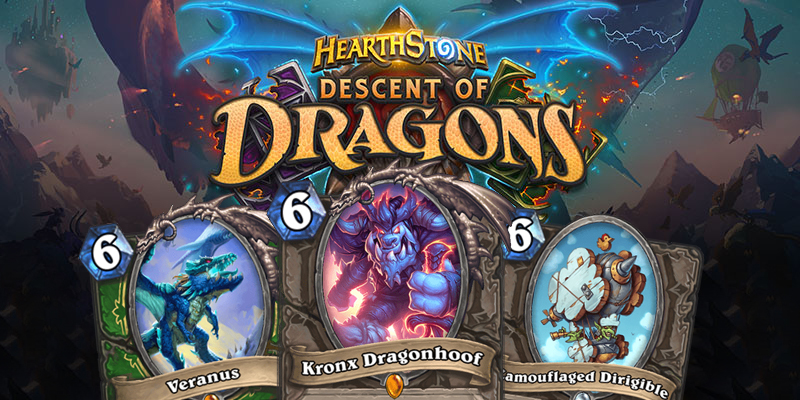 Out of Cards Reviews - Descent of Dragons Reveal Season #2