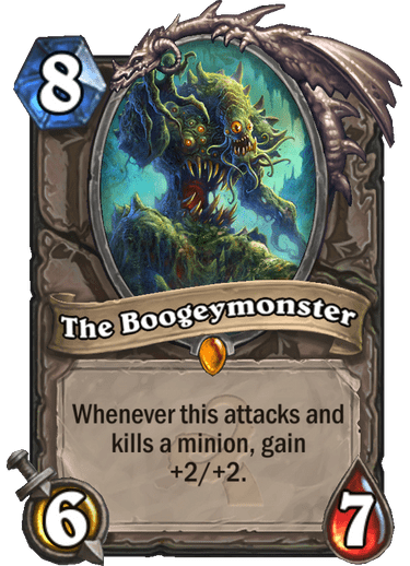 The Boogeymonster Card Image