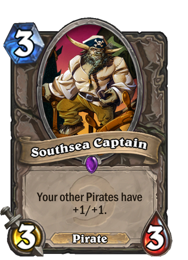 Southsea Captain Card Image