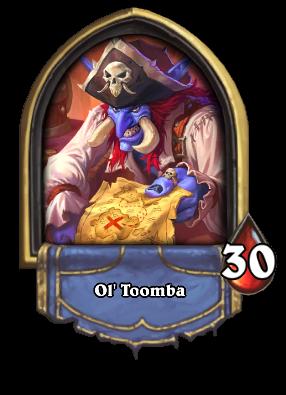 Ol' Toomba Card Image