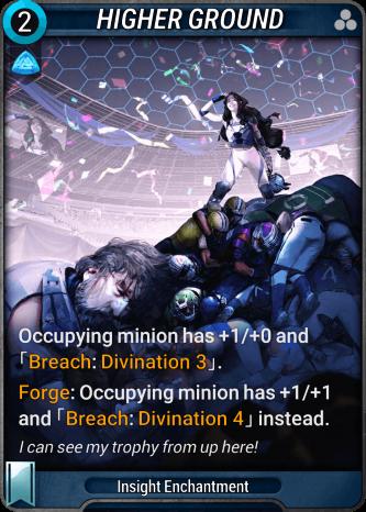 Higher Ground Card Image