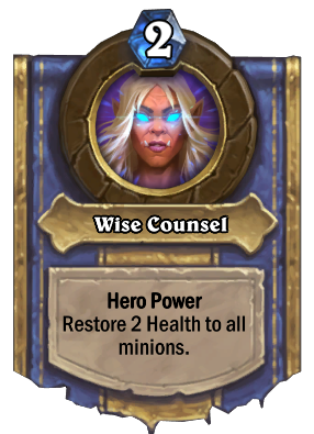 Wise Counsel Card Image