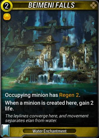 Beimeni Falls Card Image