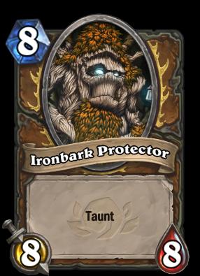 Ironbark Protector Card Image