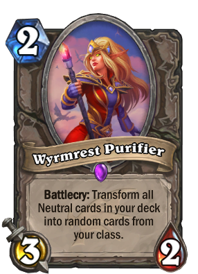 Wyrmrest Purifier Card Image