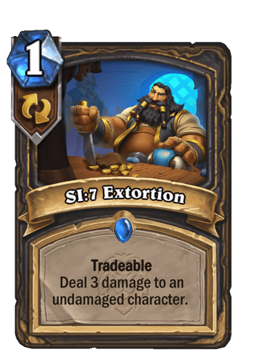 SI:7 Extortion Card Image