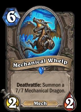 Mechanical Whelp Card Image
