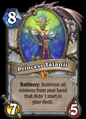 Princess Talanji Card Image