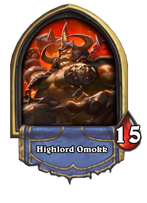 Highlord Omokk Card Image