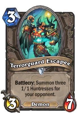 Terrorguard Escapee Card Image