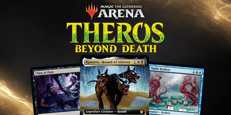 MTG Arena - Theros: Beyond Death Card Spoilers December 31