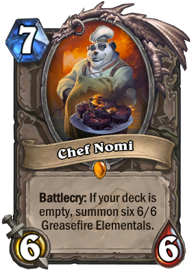 Chef Nomi Card Image