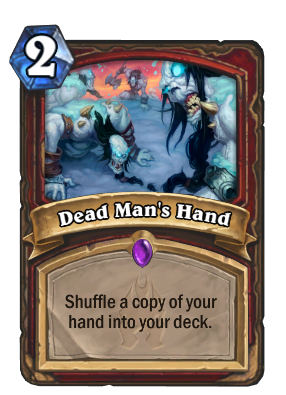 Dead Man's Hand Card Image
