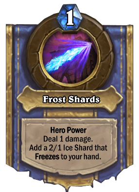 Frost Shards Card Image
