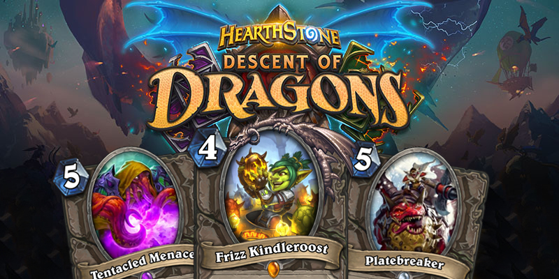 Out of Cards Reviews - Descent of Dragons Reveal Season #6