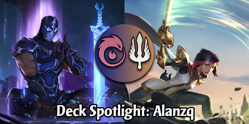 Alanzq Offers an Alternative to Elusive or Fearsome Decks With This Hidden Gem Featuring Fiora, Shen, and a Load of Barriers