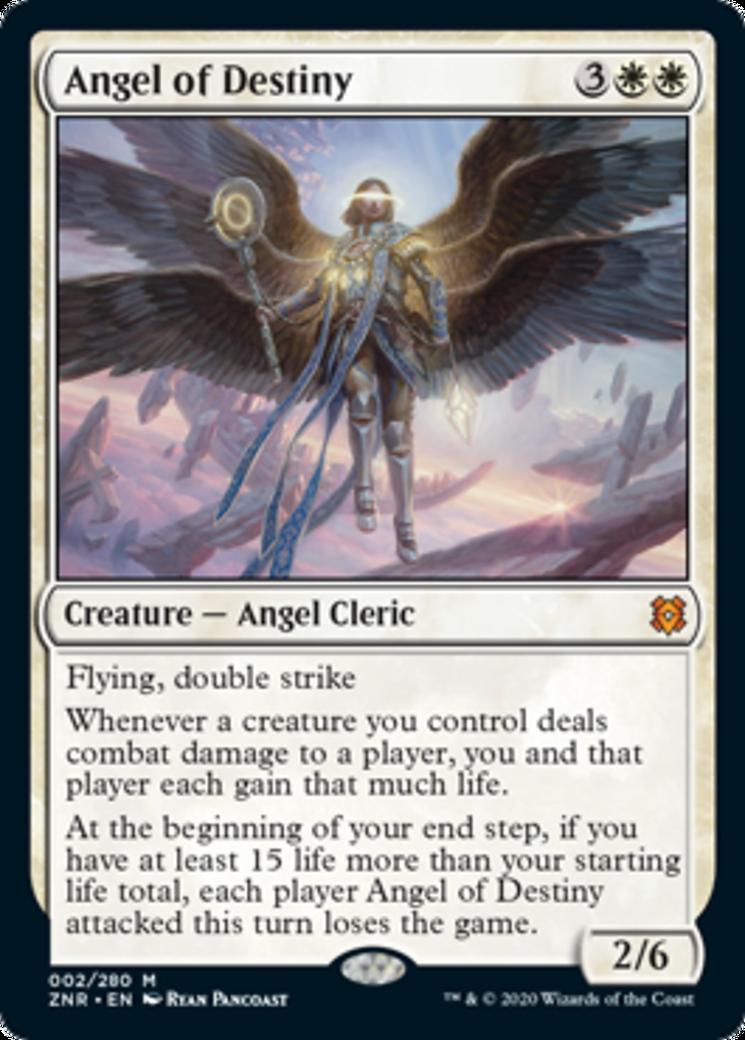 Angel of Destiny Card Image