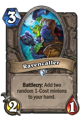 Ravencaller Card Image