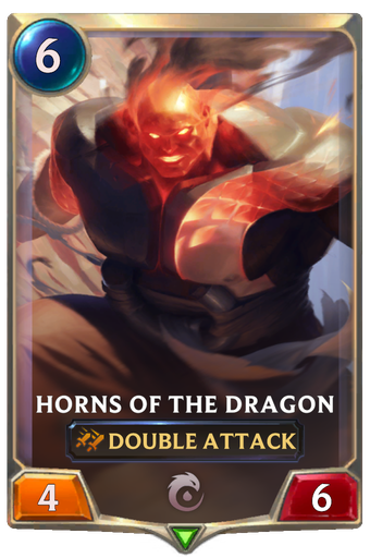 Horns of the Dragon Card Image