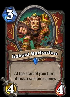 Kobold Barbarian Card Image