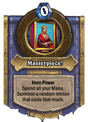 Masterpiece! Card Image