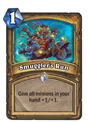 Smuggler's Run Card Image