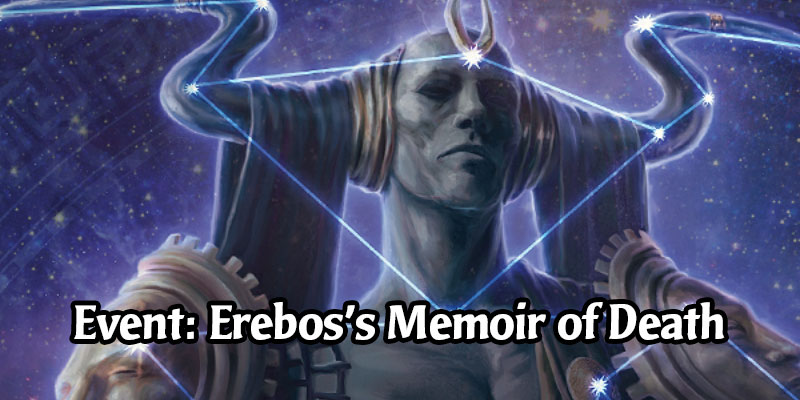 The Festival of the Gods Event Series Continues with Erebos's Memoir of Death - Historic Brawl!