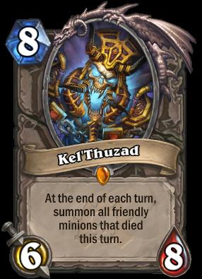 Kel'Thuzad Card Image