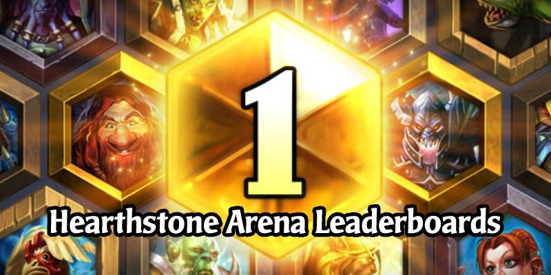 Hearthstone Arena Leaderboards Update for the January & February 2021 Season