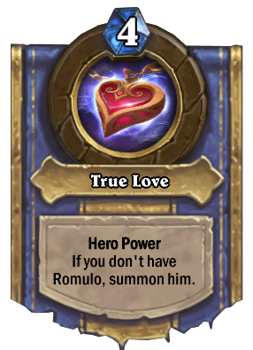 True Love Card Image
