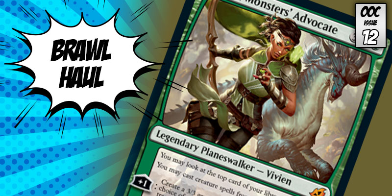 Brawl Haul - Vivien, Monsters' Advocate