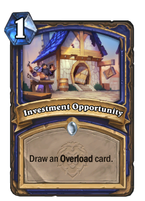 Investment Opportunity Card Image