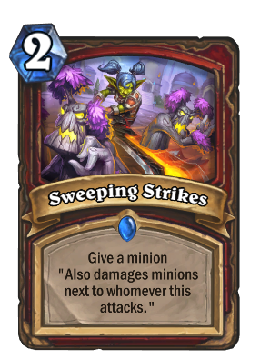 Sweeping Strikes Card Image