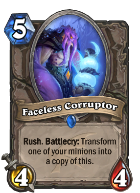 Faceless Corruptor Card Image